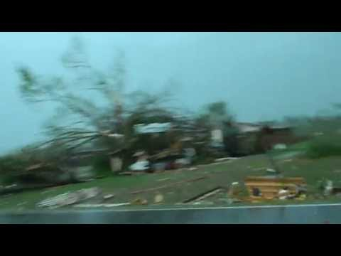 April 28th 2014 Tornado Damage Limestone Co, Alabama