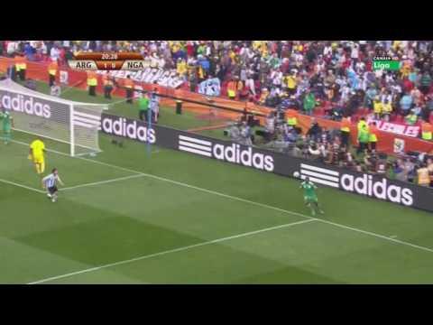 Enyeama vs Argentina