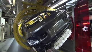 BMW Araba Üretimi - BMW Fabrikası