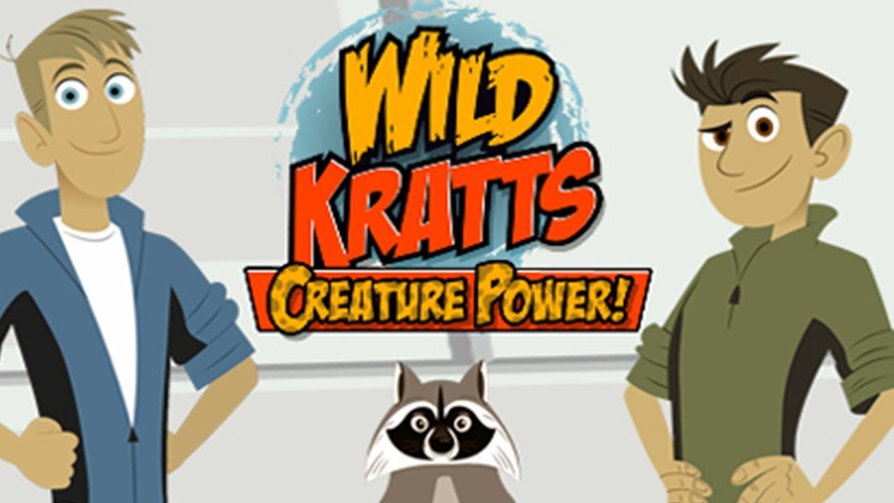 Wild Kratts Coloring Games