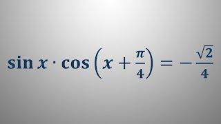 Trigonometrične enačbe 24