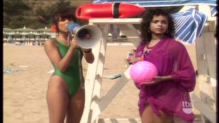 Tiffani-amber Thiessen Green One Piece Swimsuit HQ view on youtube.com tube online.