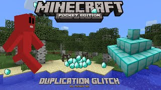 [0.9.5] Minecraft Pocket Edition: Duplication Glitch