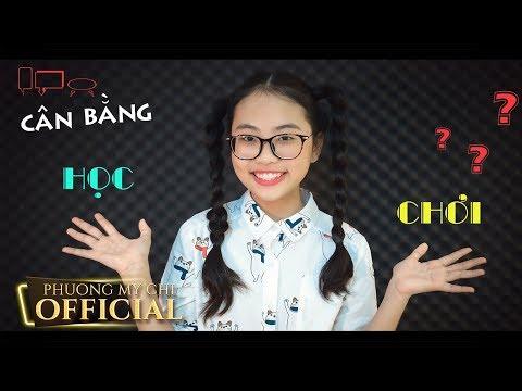 Cân bằng HỌC & CHƠI - Phương Mỹ Chi   Vlog 1   NHẬT KÝ CỦA CHI