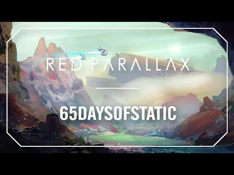 Red Parallax | 65daysofstatic (No Man's Sky)