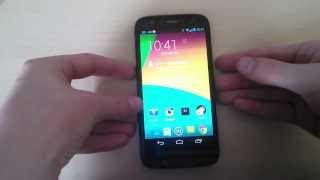 How To Take A Screenshot On The Motorola Moto G