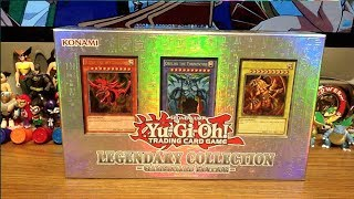 Soundout Unboxing - Yu-Gi-Oh! Legendary Collection (Gameboard Edition)