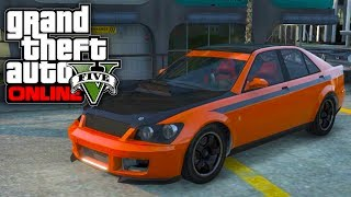 GTA 5 Online: Sultan RS BEST Spawn Location! Secret Cars
