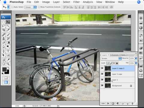 Learn Photoshop - How to Perform a Quick Exposure Fix