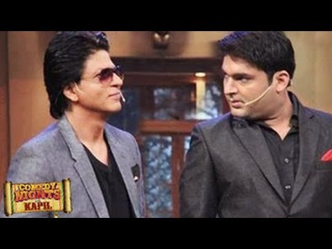 Shahrukh Khan's SHOCKING COMMENT on Comedy Nights with Kapil END