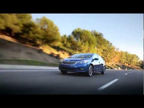 فيديو سيارة كيا فورتي 2014