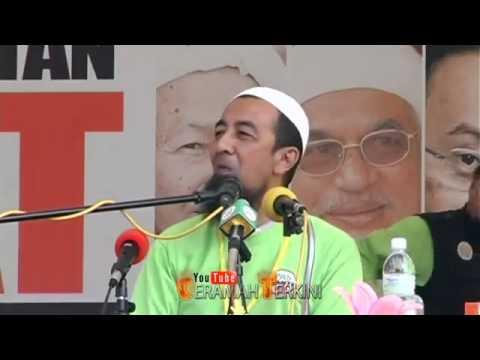 Ustaz Azhar Idrus - Mengenal Pemimpin Munafiq (CERAMAH TERKINI)