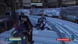 Transformers: Rise of the Dark Spark - Optimus vs Lockdown (Final Battle) [HD]