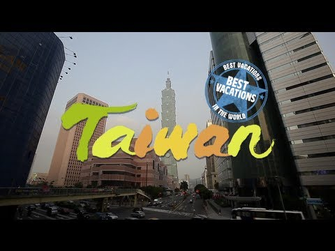 """TAIWAN """"BEST VACATIONS"""" TV SHOW"""