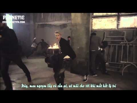 [Vietsub][MV] EXO - Wolf + Growl Full Drama Version ( Korean ver )