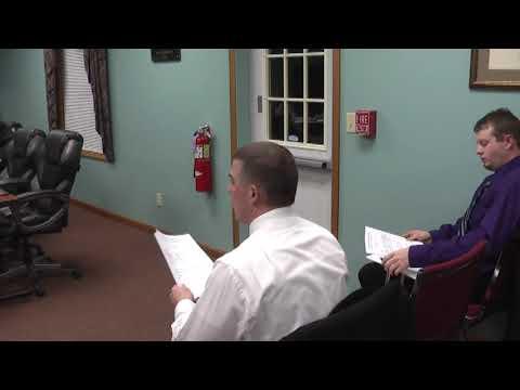 Champlain Town Board Meeting 12-10-13