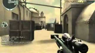 Pro CF Sniper Lavender01_Clan Tinh Ban .flv