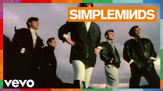 Alive And Kicking – Simple Minds