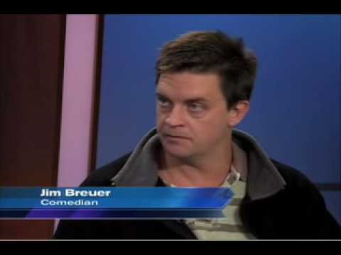 Jim Breuer Hillarious on WGN Morning News