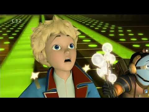 Malý princ 1x06 - Planeta Polykače - 2