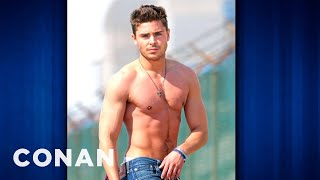 Zac Efron: Chugging Liquified Chicken Breast Will Buff You