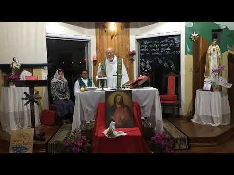 Santa Missa | 18.06.2020 | Quinta-feira | Padre José Sometti | ANSPAZ