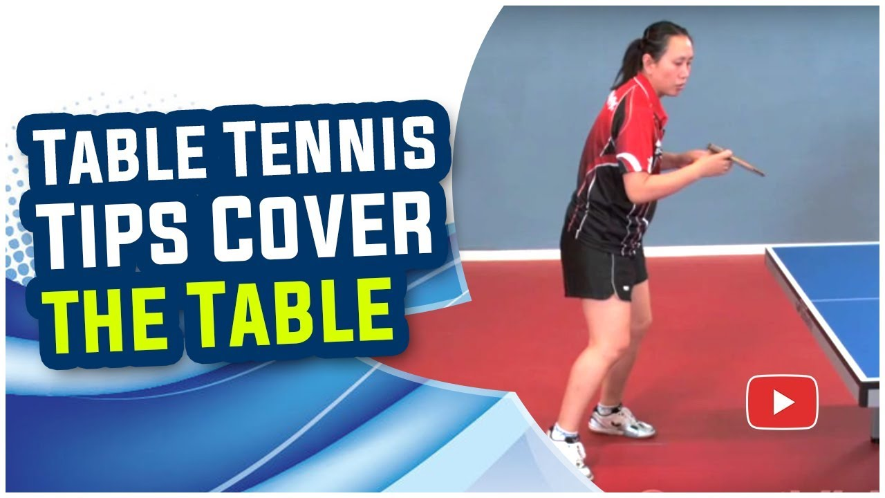 Table Tennis Tips and Tricks