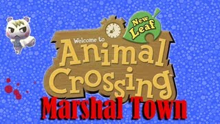 Animal Crossing: New Leaf (Marshal Town) This Town
