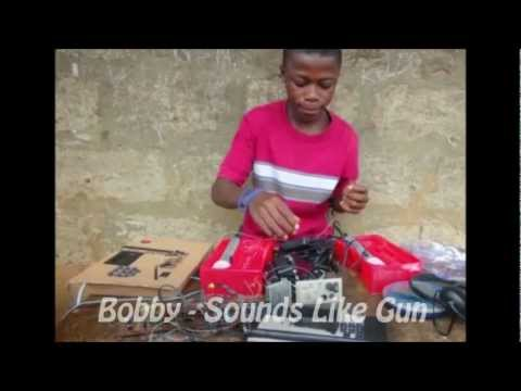 Dj Focus - Bobby - Kpei - Sounds Like Gun