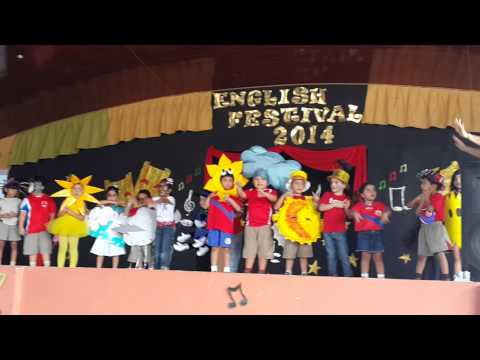 English Festival Kinder y Preparatoria 4