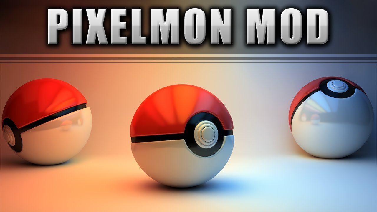 PIXELMON DOWNLOAD 1.4.