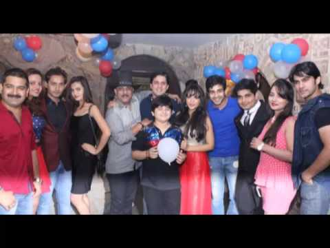 Kamlesh Parmar and Hitesh Kaneria Threw a Surprised Birthday Party for Actress Aanchal Munjal