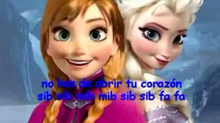 Partituras Para Flauta Dulce Libre Soy Frozen.