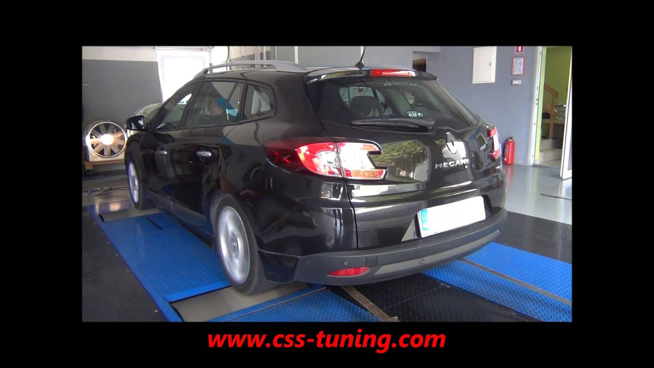 css performance renault megane 3 1 4 tce 130 hp lpg youtube. Black Bedroom Furniture Sets. Home Design Ideas
