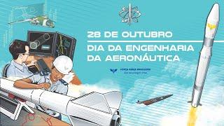 Confira o vídeo especial produzido pela Força Aérea Brasileira em homenagem ao Dia da Engenharia da Aeronáutica, comemorado no dia 28 de outubro.