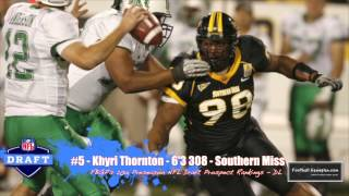 Football Gameplan's 2014 Preseason NFL Draft Prospect