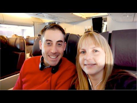 Walt Disney World Vacation December 2014 Vlog | Day 0 Travel Day & Day 1 Magic Kingdom