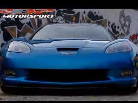 Hennessy HPE550 Camaro VS RDP Motorsport Z06 Corvette