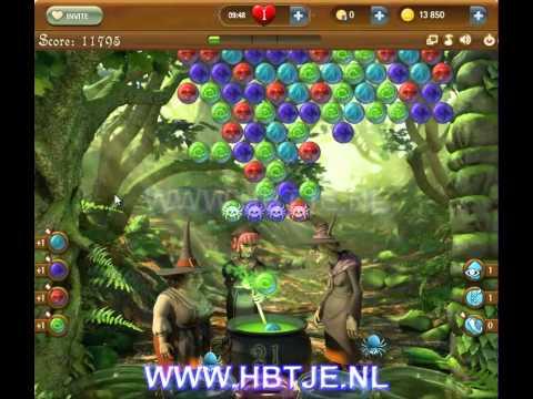 Bubble Witch Saga level 27