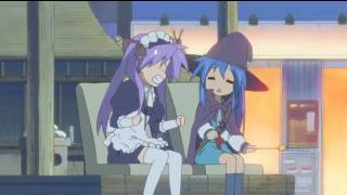 [Japanese ANIME] Lucky☆Star OVA らき☆すた RAW version - Kagami Hiiragi Miku Hatsune 720p HD view on youtube.com tube online.