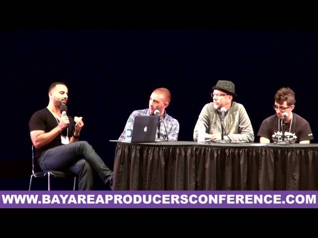 BAPC 2012 Music Technology Panel | Matt Mason hosted by Hisham