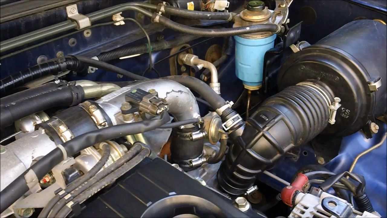 P0089 Fuel Pump Nissan Navara Toyota Camry Filter Change