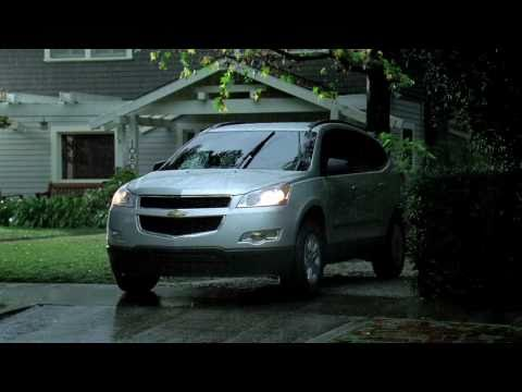 "The Real Tuesday Weld's ""I Love The Rain""  / Chevrolet Traverse ""Rainy Day"" Commercial"