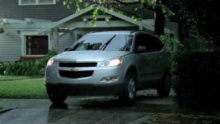 "The Real Tuesday Weld's ""I Love The Rain"" / Chevrolet Traverse ""Rainy Day"" Commercial videos"
