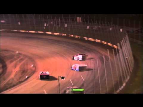 AFTERSHOCK: Sunflower Showdown @ Lakeside Speedway 10/2/13
