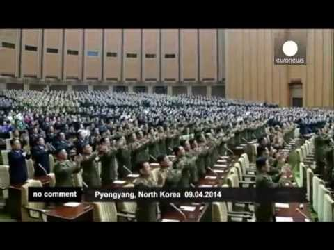 North Korea holds first session of new parliament