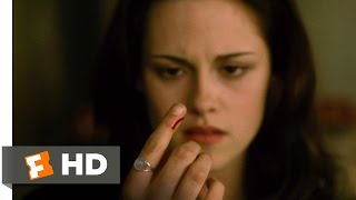 The Twilight Saga: New Moon (1/12) Movie CLIP Paper Cut