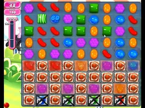 Candy Crush Saga Level 461 - YouTube