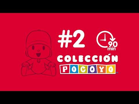Pocoyó - Episodios completos de hora y media en español para niños - PARTE 2