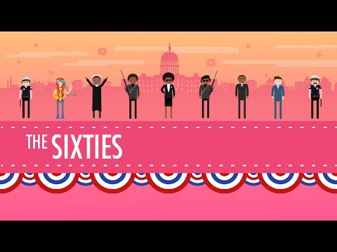 The 1960s in America: Crash Course US History #40...